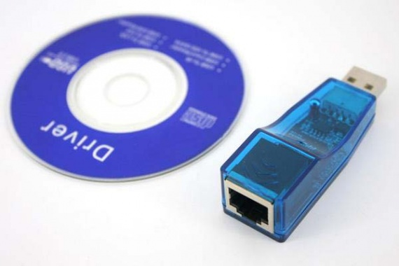 Network USB 2.0 10/100M USB Ethernet RJ45 Card