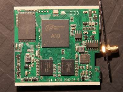circuit of  TV BOX H24